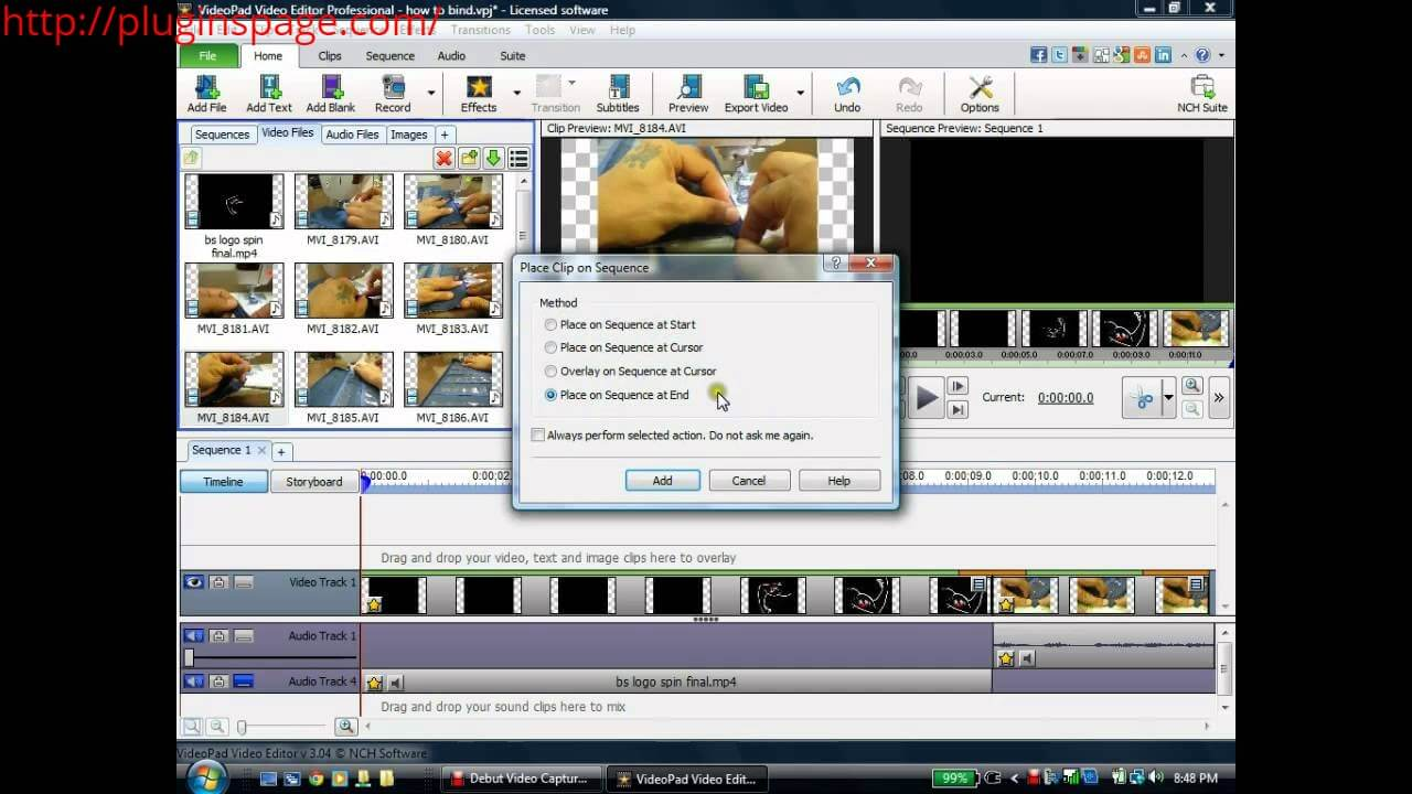 videopad Download.