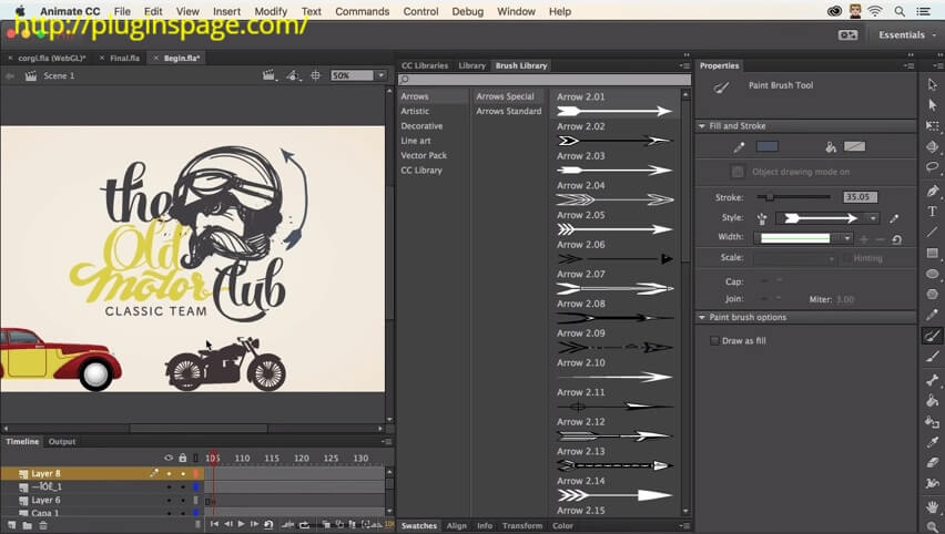 adobe animate cc download.